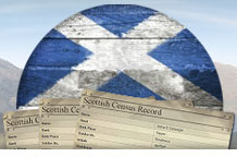 New Scottish census records